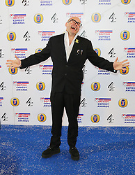 © Licensed to London News Pictures. 12/12/2013, UK. <br /> Harry Hill, British Comedy Awards, Fountain Studios, London UK, 12 December 2013. Photo credit : Richard Goldschmidt/Piqtured/LNP