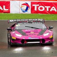 #58, Lamborghini Huracán, Sportech Motorsport, C.Lenz , Lamborghini BlancPain Super Trofeo 2015