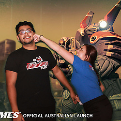 EB Games Destiny Midnight Launch