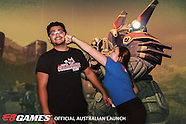 EB Games Destiny Midnight Launch