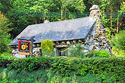 Ty Hyll, The Ugly House, Betws-y-coed, Wales, United Kingdom