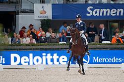 Mathisen Rose, SWE, Zuidenwind 1187<br /> CDI 5* Grand Prix Kur<br /> CHIO Rotterdam 2017<br /> © Dirk Caremans<br /> 24/06/2017