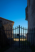 Gateway at Oficina del Parc Natural de Sant Llorenç del Munt i l'Obac