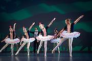 "Alesso's Dance Spectrum performs ""Stars & Stripes"""