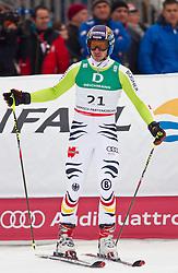 18.02.2011, Kandahar, Garmisch Partenkirchen, GER, FIS Alpin Ski WM 2011, GAP, Herren, Riesenslalom, im Bild Felix Neureuther (GER) // Felix Neureuther (GER) during men's Giant Slalom Fis Alpine Ski World Championships in Garmisch Partenkirchen, Germany on 18/2/2011. EXPA Pictures © 2011, PhotoCredit: EXPA/ J. Groder