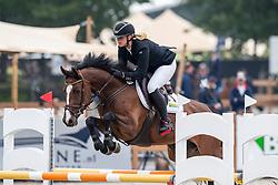Kalf Cristel, NED, Jill Z<br /> KWPN Kampioenschappen - Ermelo 2019<br /> © Hippo Foto - Dirk Caremans<br /> Kalf Cristel, NED, Jill Z