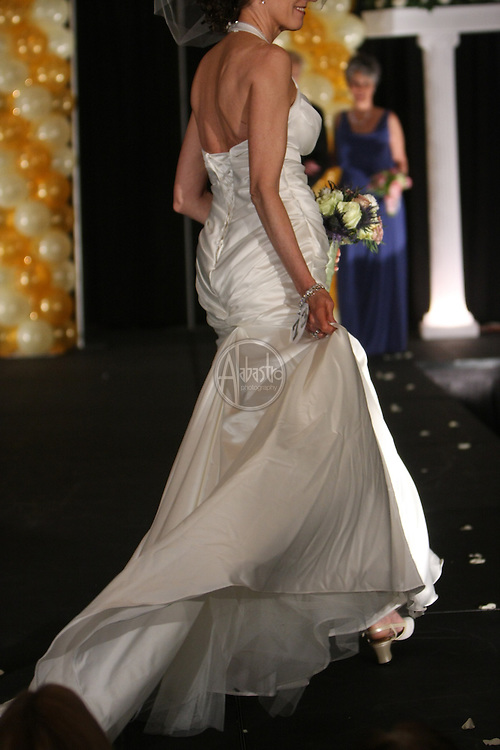 Fashion Show during the Northwest Bridal Showcase 2012 at Tulalip Resort Casino.