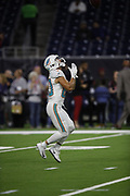 Miami Dolphins wide receiver Danny Amendola (80) in action during the NFL week 8 regular season football game against the Houston Texans on Thursday, Oct. 25, 2018 in Houston. The Texans won the game 42-23. (©Paul Anthony Spinelli)