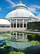 Enid A. Haupt Conservatory