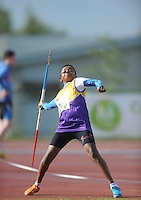 21 Aug 2016:  Maxwell Shoyeju, from Wexford. Boys U14 Javelin.  2016 Community Games National Festival 2016.  Athlone Institute of Technology, Athlone, Co. Westmeath. Picture: Caroline Quinn