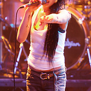 2007041501-Amy Winehouse performing at London Astoria