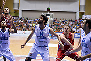DESCRIZIONE : Trieste Nazionale Italia Uomini Torneo internazionale Italia Serbia Italy Serbia<br /> GIOCATORE : Rasko Katic Vladimir Stimac<br /> CATEGORIA : Tagliafuori<br /> SQUADRA : Serbia Serbia Italia Italy<br /> EVENTO : Torneo Internazionale Trieste<br /> GARA : Italia Serbia Italy Serbia<br /> DATA : 05/08/2014<br /> SPORT : Pallacanestro<br /> AUTORE : Agenzia Ciamillo-Castoria/GiulioCiamillo<br /> Galleria : FIP Nazionali 2014<br /> Fotonotizia : Trieste Nazionale Italia Uomini Torneo internazionale Italia Serbia Italy Serbia