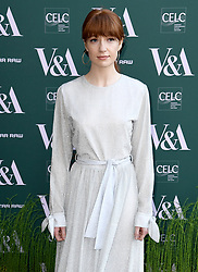 Nicola Roberts attending the VIP preview for the V&A Museum's Fashioned From Nature exhibition, in London. Photo credit should read: Doug Peters/EMPICS Entertainment