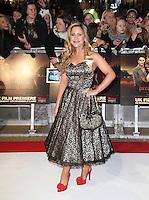 Heidi Range The Twilight Saga: Breaking Dawn Part 1 UK Premiere, Westfield Startford City, London, UK. 16 November 2011. Contact rich@pictured.com +44 07941 079620 (Picture by Richard Goldschmidt)