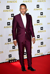 John Legend attending the BBC Music Awards at the Royal Victoria Dock, London.