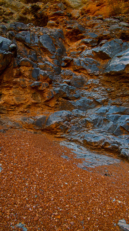 Rusting gulch, Dominguez Canyon, Ut