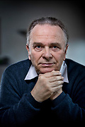 Mark Elder photographed for the cover of BBC Music Magazine