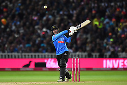 Sussex Sharks' Michael Burgess bats during the Vitality T20 Blast Final on Finals Day at Edgbaston, Birmingham.