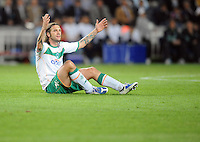 FUSSBALL     UEFA CUP  FINALE  SAISON 2008/2009 Shakhtar Donetsk - SV Werder Bremen 20.05.2009 Torsten Frings (Bremen) beschwert sich