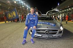 Motorsports / Formula 1: World Championship 2010, GP of Singapore, Bernd Maylaender (Saftey Car driver)