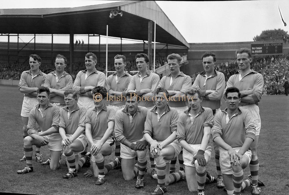 Football, Senior Semi Final, Roscommon Team<br /> 20.08.1961