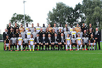 Team of Angers during the photocall of Sco Angers on September 13th 2016<br /> Photo : Philippe Le Brech / Icon Sport