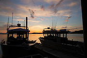 Sunset, Sitka Bay, Alaska
