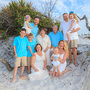 Koch Family Beach Photos