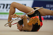 Rhythmic Gymnastics Grand Prix Holon,Israel 2014<br /> <br /> <br /> photographer - Gilad Kavalerchik<br /> <br />    www.Giladka.com