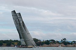 LVPS Round Robin Challenger Sail Off, day 1, 2 races where sailed Luna Rossa beat  China by 1 second and Origin beat K- Challenge