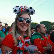 1/2 Portugal Vs Wales - 1/2