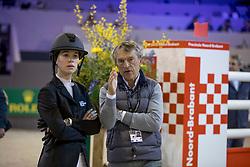Nooren Lisa, NED, Nooren Henk, NED<br /> Indoor Brabant - Den Bosch 2017<br /> © Dirk Caremans