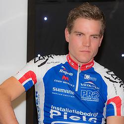 19-02-2016: Wielrennen: Teampresentatie Cyclingteam Jo Piels: Venray  <br />VENRAY (NED) wielrennen<br />In de Witte Hoeve in Venray werd het cyclingteam Jo Piels gepresenteerd. De ploeg was in 2015 een van de uitblinkers in de topcompetitie. Rens te Stroet (Keijenborg)is een van de renners met veel ervaring binnen het CT Jo Piels