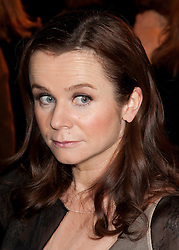 Emily Watson  at the premiere of War Horse in London, Sunday 8th January 2012.  Photo by: Stephen Lock / i-Images