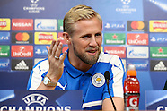 Leicester City Press Conference 171016
