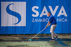 ATP Challenger Zavarovalnica Sava Slovenia Open 2019, day 6, on August 14th 2019 in Sports centre, Portoroz/Portorose, Slovenia. Photo by Grega Valancic / Sportida