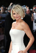 22.MAY.2012. LONDON<br /> <br /> CAMERON DIAZ ATTENDING THE EUROPEAN PREMIERE OF WHAT TO EXPECT WHEN YOU'RE EXPECTING HELD AT THE BFI IMAX, WATERLOO, LONDON<br /> <br /> BYLINE: EDBIMAGEARCHIVE.CO.UK<br /> <br /> *THIS IMAGE IS STRICTLY FOR UK NEWSPAPERS AND MAGAZINES ONLY*<br /> *FOR WORLD WIDE SALES AND WEB USE PLEASE CONTACT EDBIMAGEARCHIVE - 0208 954 5968*