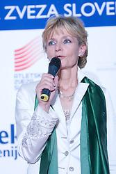 Ziva Kravanja at Best Slovenian athlete of the year ceremony, on November 15, 2008 in Hotel Lev, Ljubljana, Slovenia. (Photo by Vid Ponikvar / Sportida)