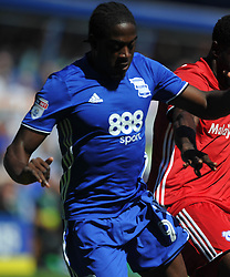 CLAYTON DONALDSON BIRMINGHAM CITY, Birmingham City v Cardiff City Sky Bet Championship  6th August 2016 <br /> Photo: Mike Capps