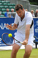 Picture by Ste Jones/Focus Images Ltd.  07706 592282.24/06/12.Barry Cowen (GBR) during the +medicash Liverpool International 2012 tennis at Calderstones Park, Liverpool.