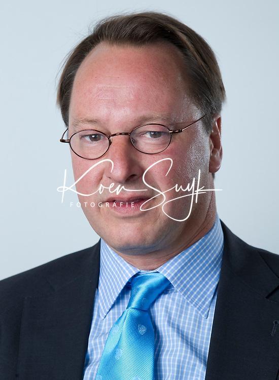 AMSTERDAM - KNHB-bestuurslid Reinoud Imhof. Algemene Leden Vergadering (ALV) van de KNHB. FOTO KOEN SUYK voor KNHB