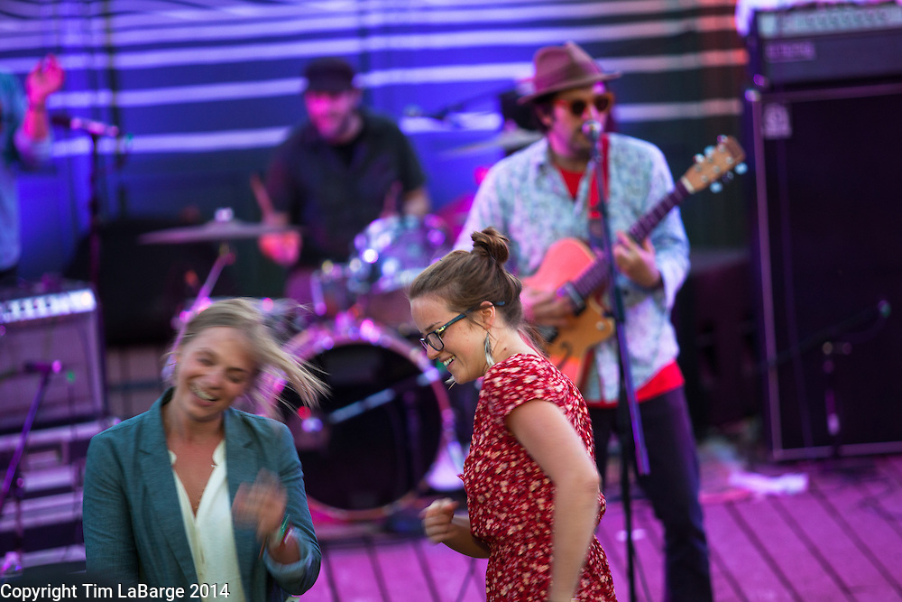 Kelley Stoltz at Huichica Music Festival 2014 held at Gunlach Bundschu Winery in Sonoma, CA. Photo © Tim LaBarge 2014