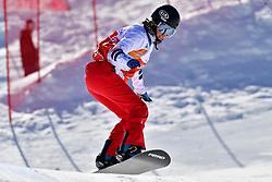 HERHNANDEWZ Cecile, SB-LL1, FRA, Banked Slalom at the WPSB_2019 Para Snowboard World Cup, La Molina, Spain