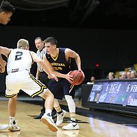Men's Basketball: University of Wisconsin Oshkosh Titans vs. Augustana College (Illinois) Vikings