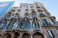 Casa Batlló Barcelona Photography shoot in 2008 by Christopher Holt