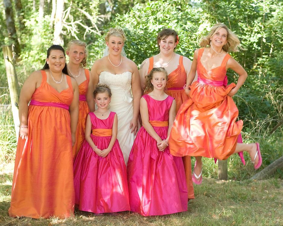 J & J Wedding by Portland Wedding Photographer Phil Sedgwick