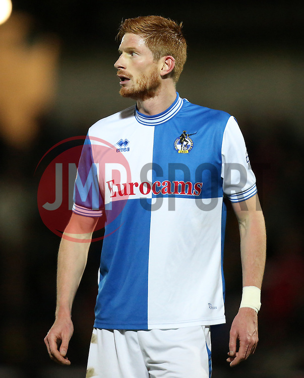Bristol Rovers' Matt Harrold- Photo mandatory by-line: Matt Bunn/JMP - Tel: Mobile: 07966 386802 23/11/2013 - SPORT - Football - Burton - Pirelli Stadium - Burton Albion v Bristol Rovers - Sky Bet League Two