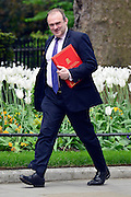 © Licensed to London News Pictures. 21/05/2013. Westminster, UK. Ed Davey, Liberal Democrat MP, Energy and Climate Secretary. Ministers arrive for a Cabinet meeting at Downing Street today 21 May 2013. Photo credit : Stephen Simpson/LNP