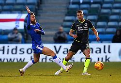 Lee Brown of Bristol Rovers passes the ball - Mandatory by-line: Robbie Stephenson/JMP - 16/12/2017 - FOOTBALL - MEMS Priestfield Stadium - Gillingham, England - Gillingham v Bristol Rovers - Sky Bet League One