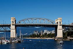 Granville Street Bridge, Granville Island, Granville, British Columbia, Canada
